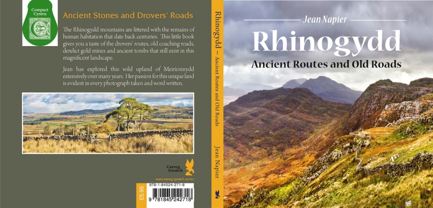 Rhinogydd:  Ancient Routes and Old Roads