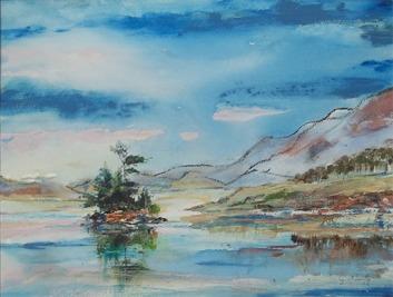 Cregennen Lake