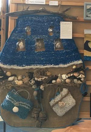 Plastic Sea Brenda Jones